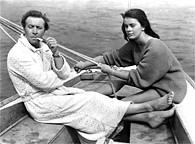 Нож в воде Анджей и Кристина