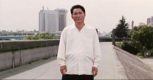 Такеши Китано в роли Кикуджиро