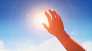 Долгожданное солнце