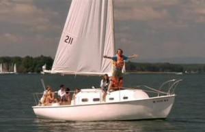 Я моряк! Я плыву!
