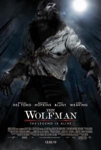 Человек волк the woolfman 2010