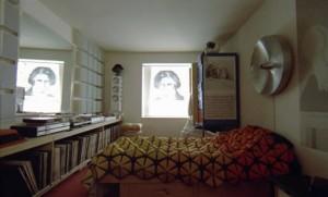 Заводной апельсин комната Алекса