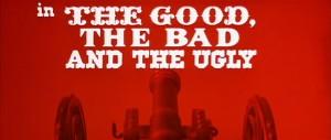 Хороший, Плохой, Злой The The Good, The Bad & The Ugly