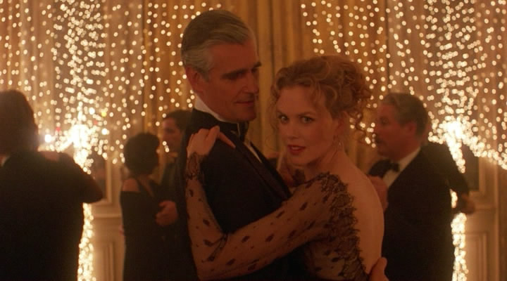Eyes wide shut: character analysis of alice harford