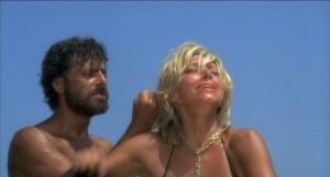 Унесенные необыкновенной судьбой в лазурное море в августе - Дженарино грозит сеньоре Ланцетти