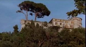 настоящий средневековый замок