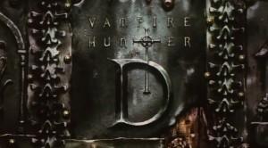 Рецензия на аниме Ди - Охотник на Вампиров: Жажда Крови
