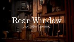 Обзор фильма Окно во Двор