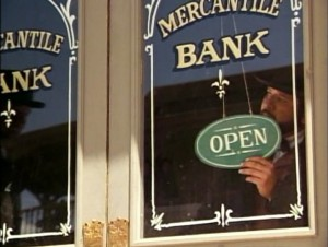 Последний изгой - The Last Outlaw открытие банка