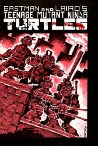обложка комикса teenage mutant ninja turtles