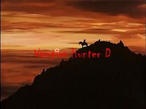 Рецензия на аниме Ди - Охотник на Вампиров