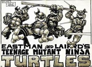 Молодые мутанты черепашки-ниндзя Teenage Mutant Ninja Turtles