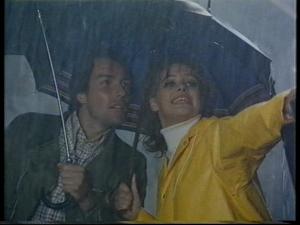 Алан, Кристина и дождь