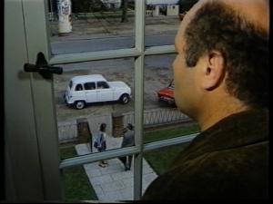 отец -вид из окна