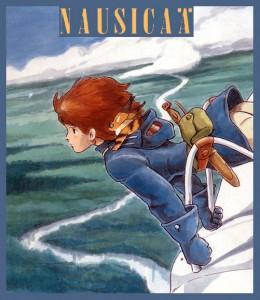 Обзор аниме Наусика из Долины Ветров