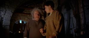 монах Империус с Филиппом