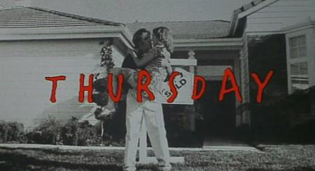 Кровавый четверг | Thursday