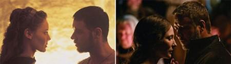 Романтика от Кроу | Сравнение Гладиатор vs Робин Гуд