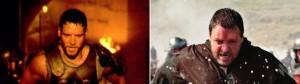 Ярость от Кроу   Сравнение Гладиатор vs Робин Гуд