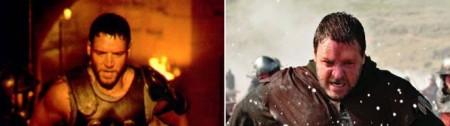 Ярость от Кроу | Сравнение Гладиатор vs Робин Гуд