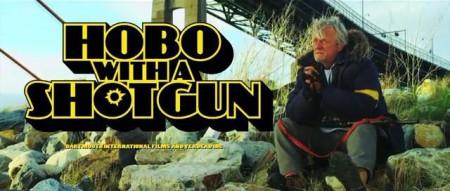 Бомж с дробовиком | Hobo with a shotgun