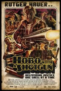 Бомж с дробовиком   Hobo with a shotgun (2011)