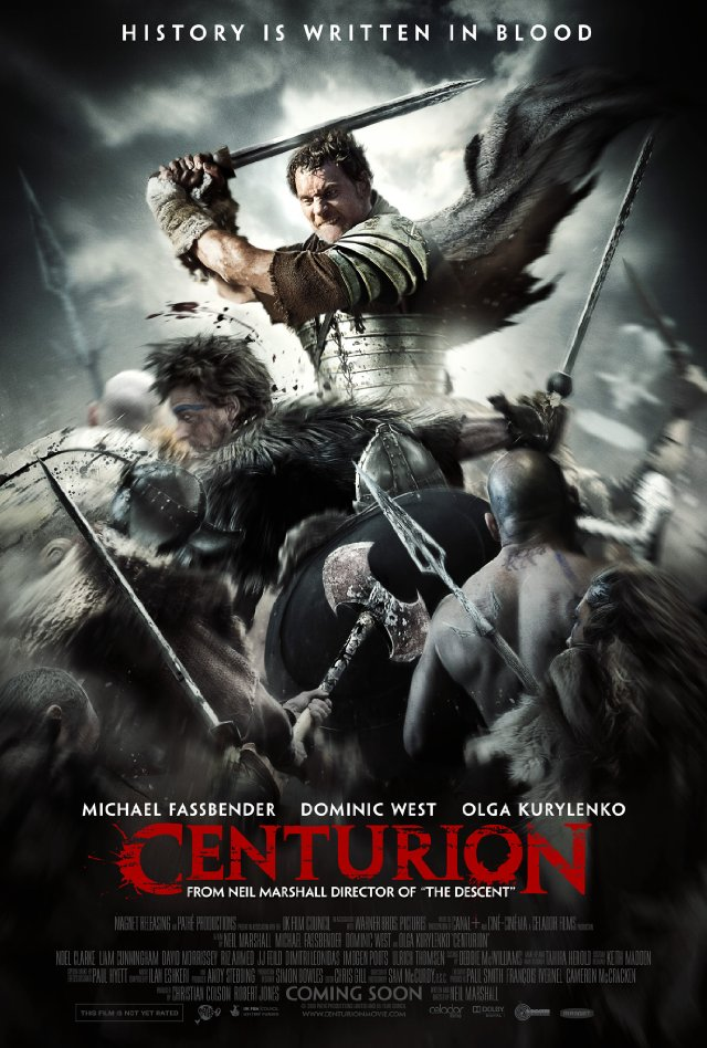 Центурион | Cenrurion (2010)
