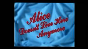 """обзор фильма """"Алиса здесь больше не живёт"""""""