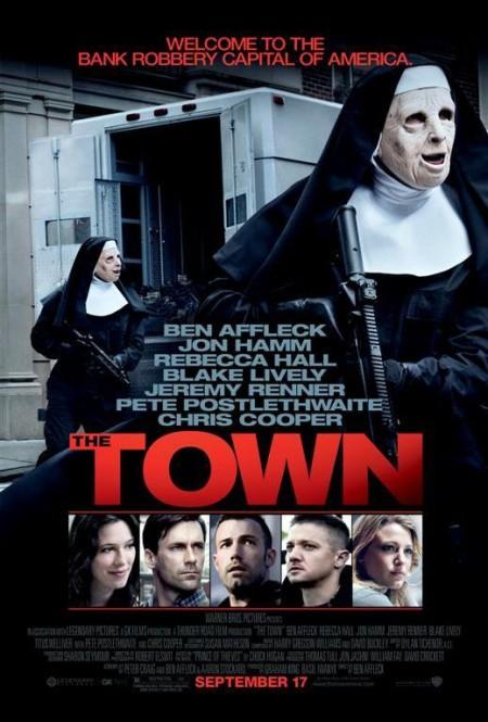 Город воров | the town - фильм Бена Аффлека