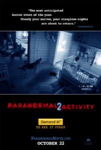 Паранормальная активность 2