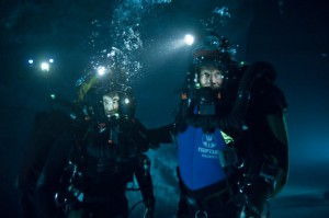 Подводные съемки - конек Джеймса Камерона!