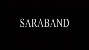 "обзор фильма ""Сарабанда"""