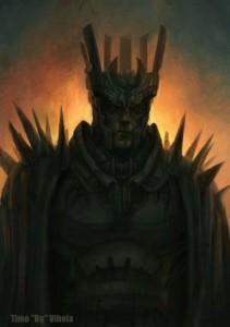 Саурон воображаемый