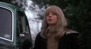 Ринн у машины миссис Хэллет