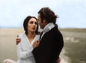 """Изабель Аджани и Бруно Ганц в """"Носферату:Призрак ночи"""""""
