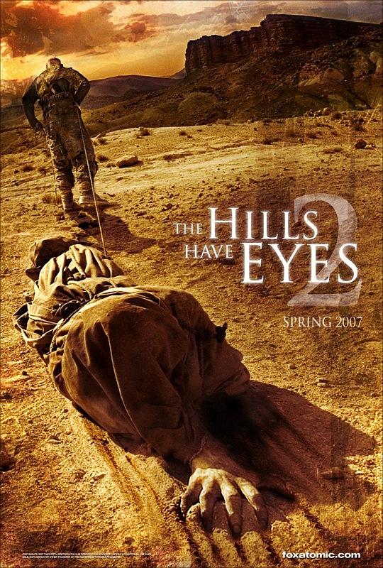 у холмов есть глаза 3 фильм смотреть: