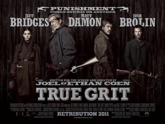 «Железная Хватка» — 2010