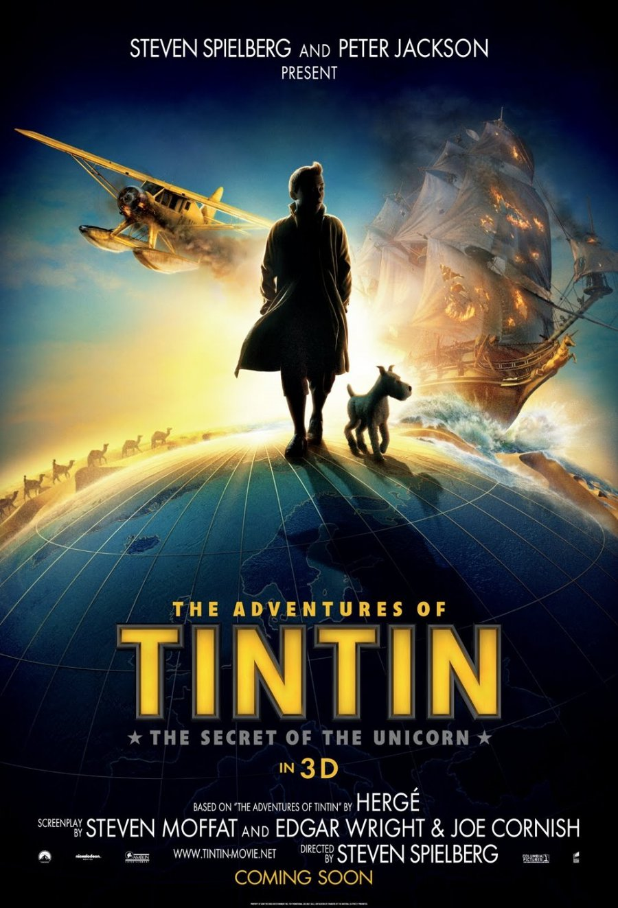 «Смотреть Приключения Тинтина 2 Узники Солнца Онлайн» — 2017