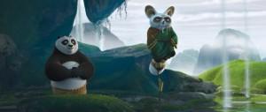 гуру шифу и панда