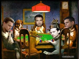 Звезд накрыли за подпольный покер