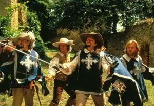 три мушкетёра 1999