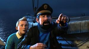 энди сёркис - капитан хэддок