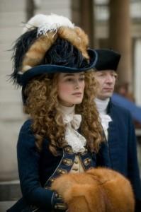 кира найтли - герцогиня