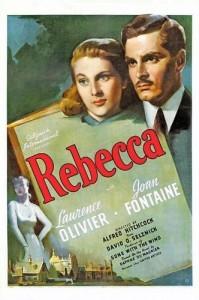 ребекка -постер 1940