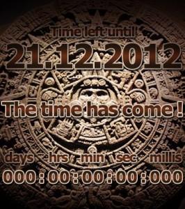 21 декабря 2012 года - Конец Света