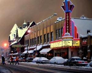 кинотеатр the coolidge corner