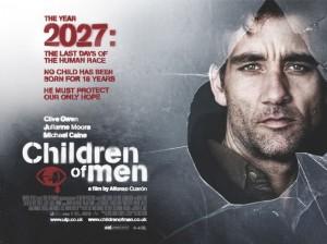 дитя человеческое - постер