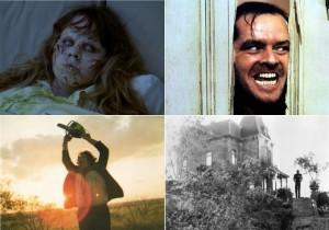 Топ 10 любимых фильмов ужасов Тома Сикса и других режиссеров.