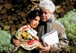 пенелопа крус со своим любимым режиссёром педро альмодоваром