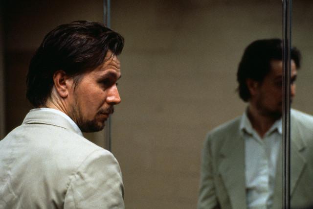 "French Film ""Leon"""